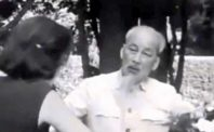 Phỏng vấn chủ tịch Hồ Chí Minh năm 1964