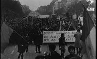 Biểu tình phản đối Chiến tranh Việt Nam ở Berlin năm 1968